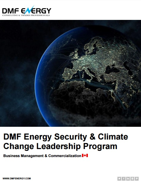 DMF Energy Security & Climate Change Leadership Program